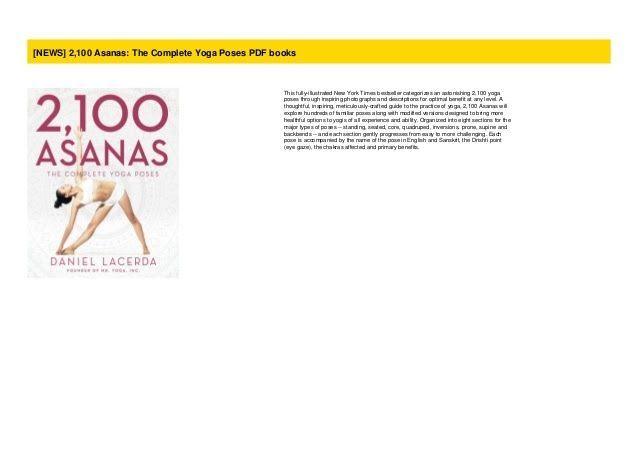 News 2 100 Asanas The Complete Yoga Poses Pdf Books 84 Classic Yoga Asanas Pdf Google Search Yoga Poses Names List Yoga Asanas Yoga Poses Names Yoga Poses