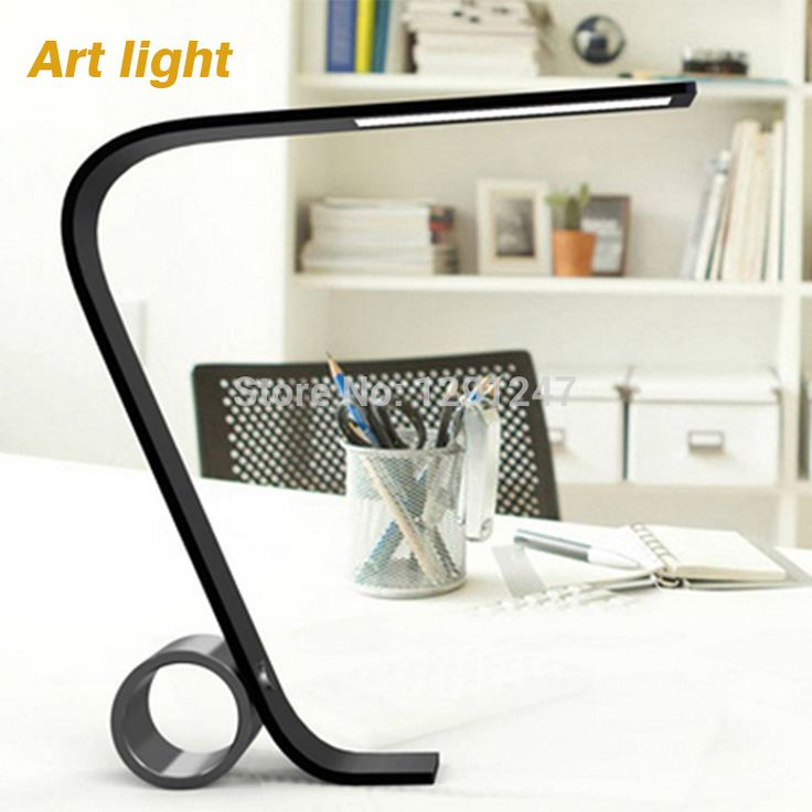 Lampat Dimmable Led Desk Lamp 4 Lighting Modes Reading Studying Relaxation Bedtime