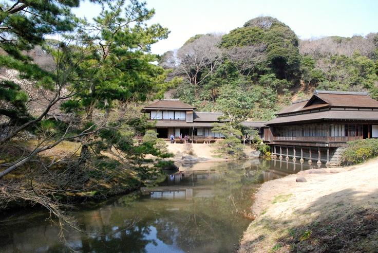 Rinshunkaku aus einer anderen Perspektive