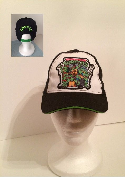 teenage mutant ninja turtles baseball hat turtle caps hats