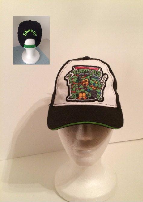 teenage mutant ninja turtles baseball hat turtle caps hats