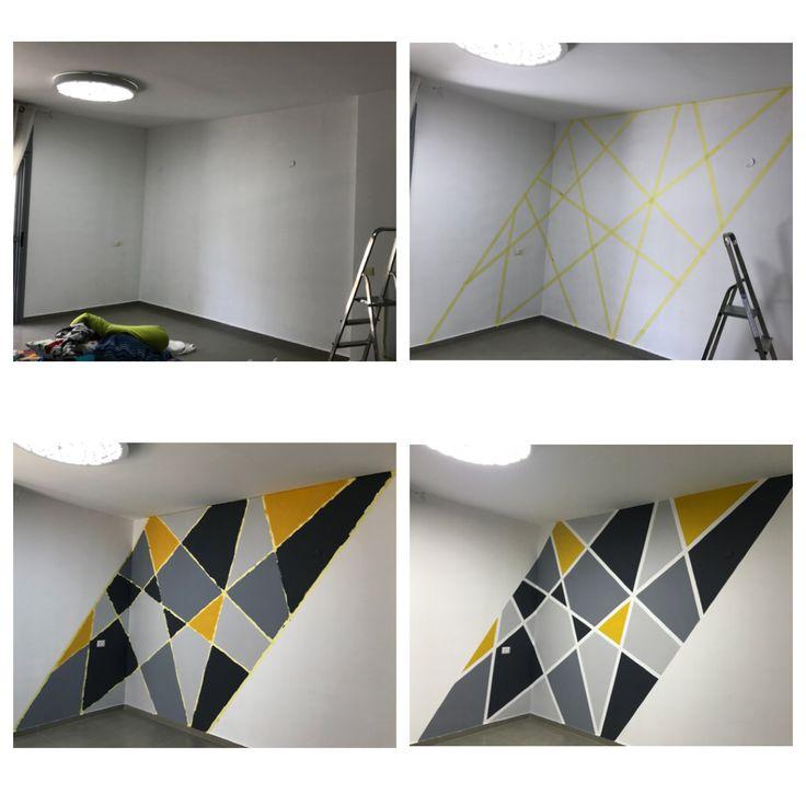 Peinture Murale Chambre