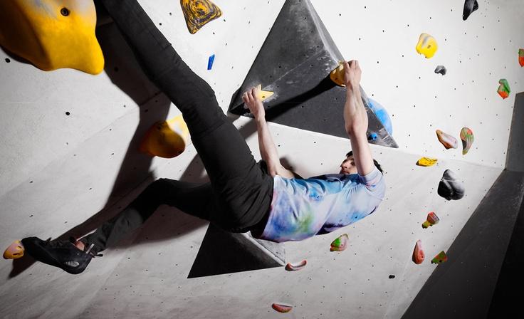 Boulderointi paikkoja löytyy monistakaupungeista, rohkeasi vain kokeilemaan