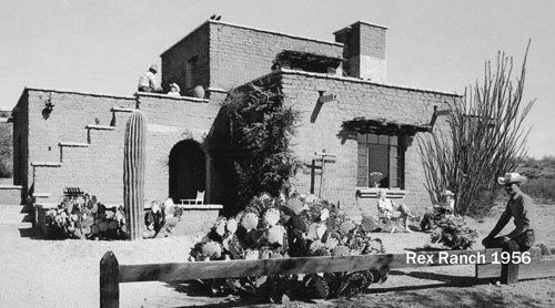 Josias designed and built the first structure that created the Rex Ranch complex.  #SaveRexRanch in Amado, Arizona - Recreate It as a Cultural Arts Center