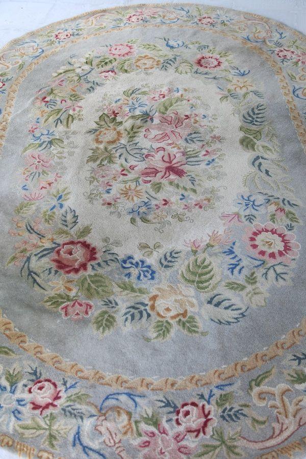 Shabby Chic Cottage Style Vintage Rug