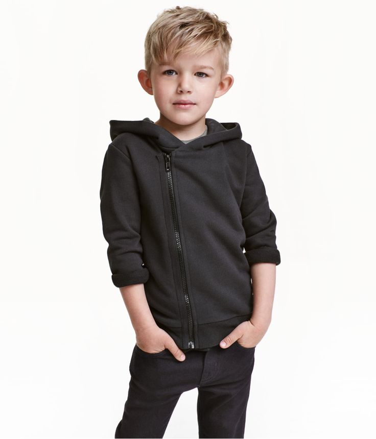 Hooded Jacket | H&M Kids