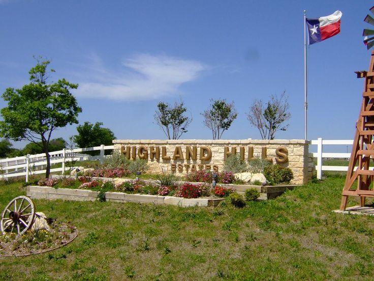Highland Hills Estates in Decatur, TX by Riverside
