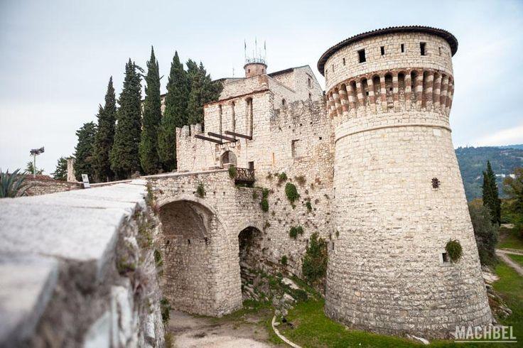 Torre e Mura del Castello di Brescia