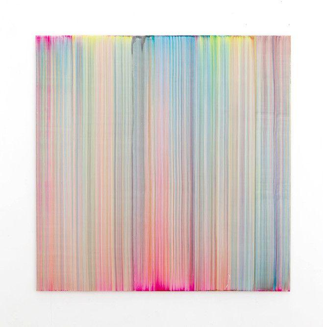 Bernard Frize — Hello, My Name is Bernard Frize — Galerie Emmanuel Perrotin –…