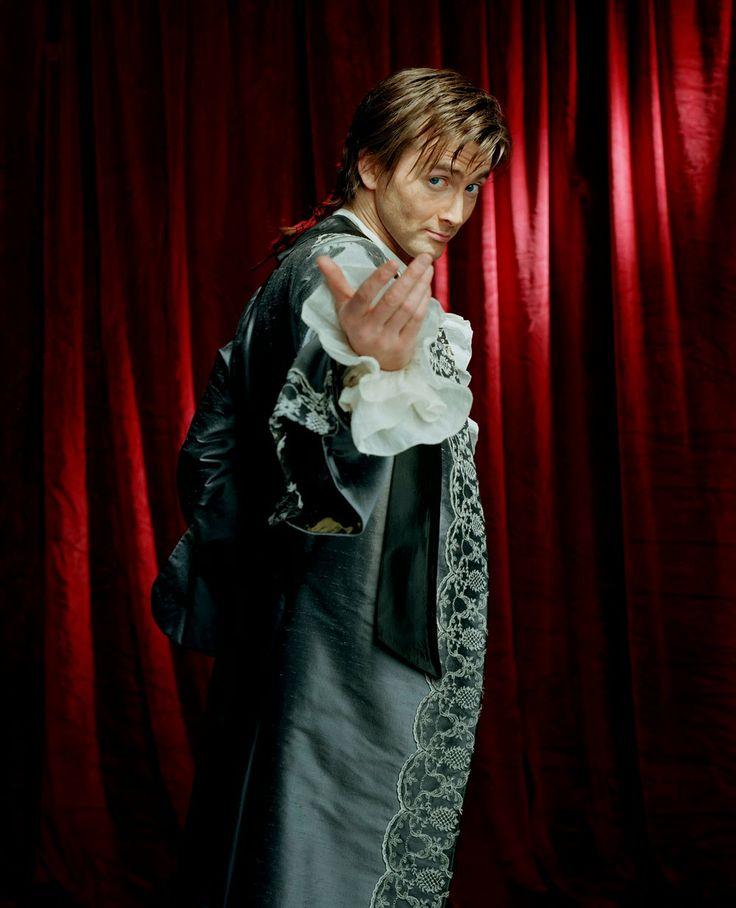 VALENTINE'S DAY TREAT: David Tennant As Casanova | DAVID TENNANT NEWS UPDATES (Click for more Casanova goodness!)