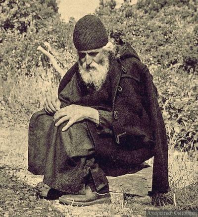 Saint Païssios
