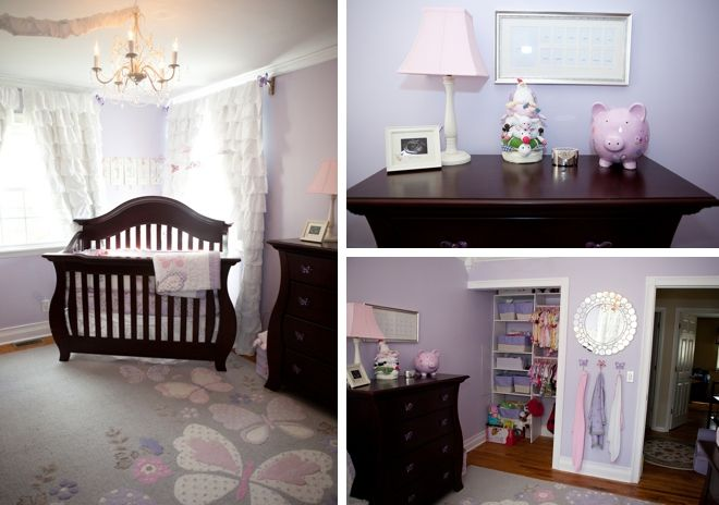 Basic idea for Alyssa's nursery? Wouldn't be anything too fancy, but...