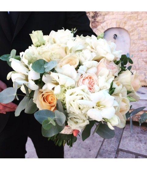 Ανθοδέσμη Γάμου 6