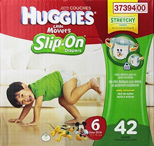 huggies little movers slip ons size 6 recipe of chicken nuggets in ...