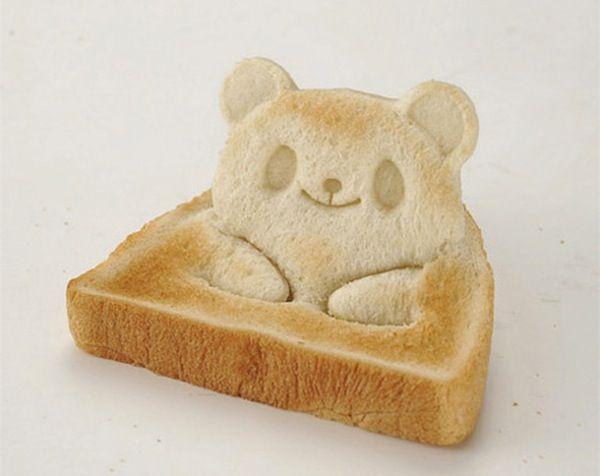 Los diseños en pan de caja son la nueva moda en Japón. Son tan curiosos como éste oso en 3D. #Innovación