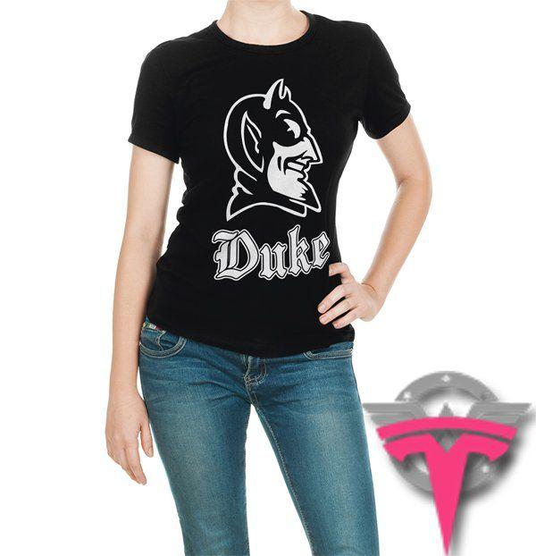 Duke+University+Women's+T-Shirt