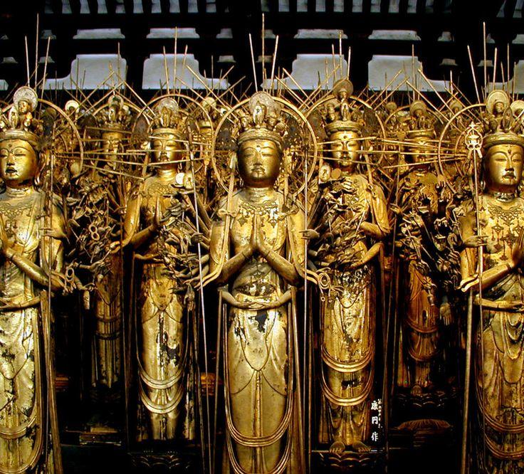 Kyoto Sanjusangendo Temple