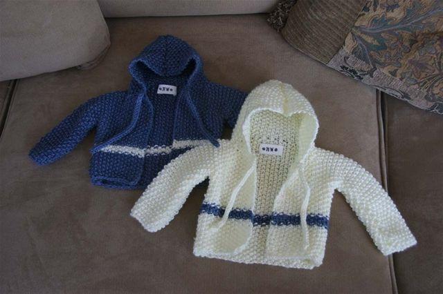 Baby Boy Sweater Patterns Free   Crochet Baby Sweater – A Free Pattern