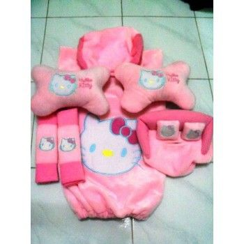 BANTAL MOBIL SET 5 IN 1 HELLO KITTY https://www.bukalapak.com/chamboja