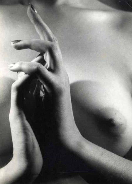 Germaine Krull by Eli Lotar, 1930. Cayet,Etude de mains, circa 1940