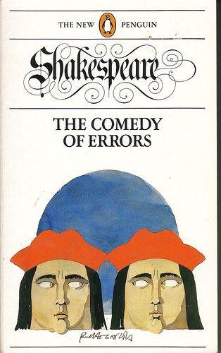 shakespeare comedy of errors essay Amazoncom: the comedy of errors: critical essays (shakespeare criticism) ( 9780815338895): robert s miola: books.