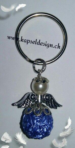 Schutzengel Kaffeekapsel von www.kapseldesign.ch