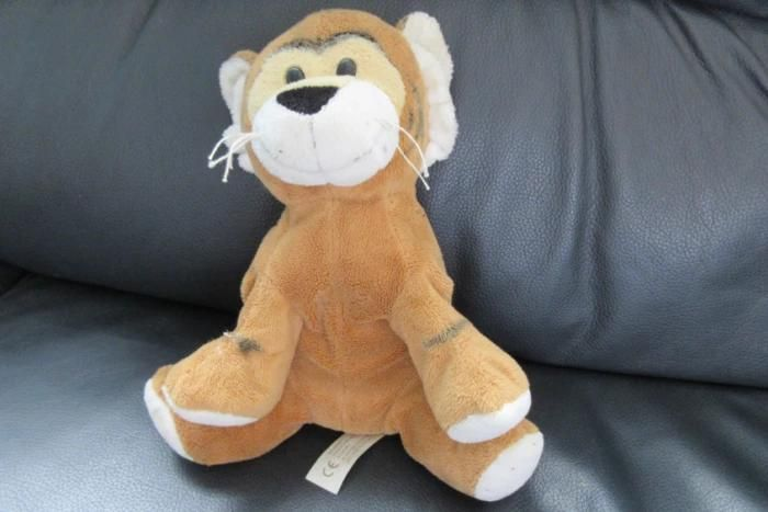 Found on 06 Sep. 2016 @ St Peter's Green, Stamford. A cuddly toy tiger, Found by…