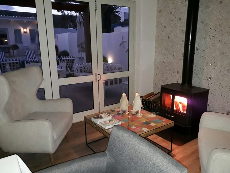 Romantic evenings by the fire. #cosy #romance #couples #honeymoon #hermanus