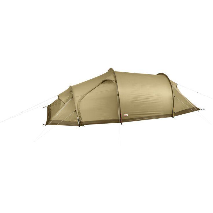 Fjällräven Abisko Shape 3-Person Tent | Sand