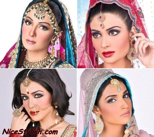 Indian Makeup for Occasions 2014