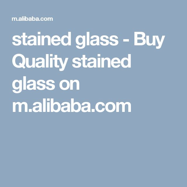 stained glass - Buy Quality stained glass on m.alibaba.com