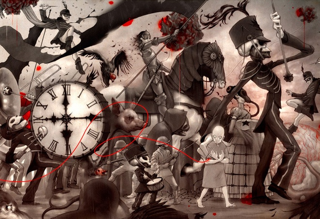 The Amazing James Jean Art Pinterest The Amazing