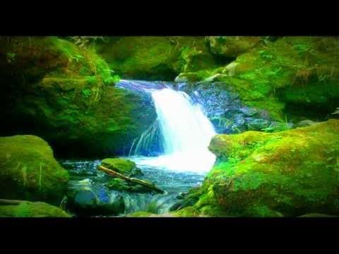 música de relajación, naturaleza, montañas, música relajante y melodiosa