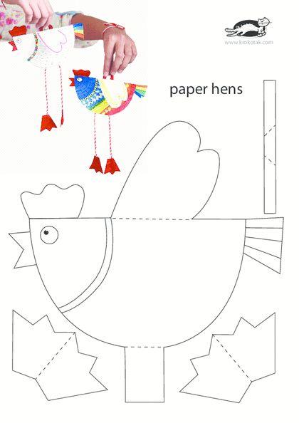 KROKOTAK PRINT! | printables gyerekeknek