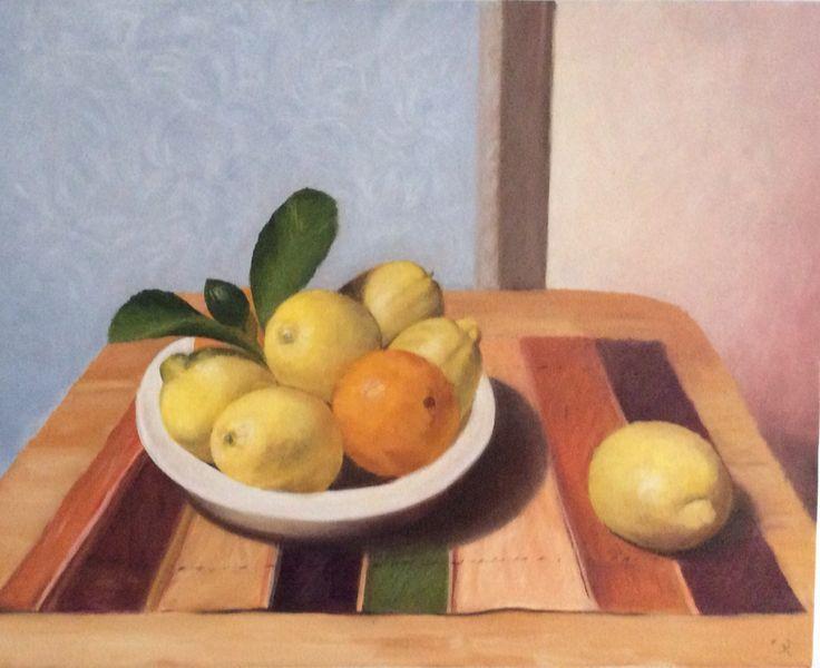 Citrus arrangement