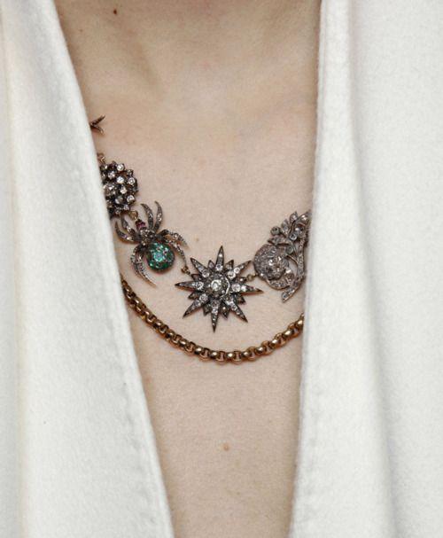 Jewelry Details, Fashion, 2011 Details, Antonio Berardi, Inspiration Jewelry, Berardi Fall, Jewelry Ideas, Gold Jewelry, Fall 2011