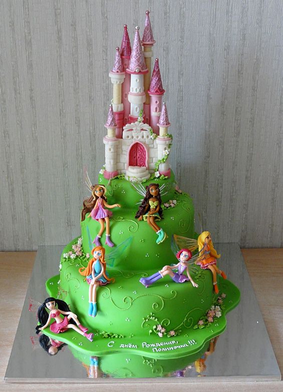 I wish I was one of these fairies...I would turn over and just start eating.