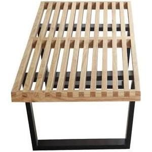 outdoor bench midcentury - Google Search $214 from all modern
