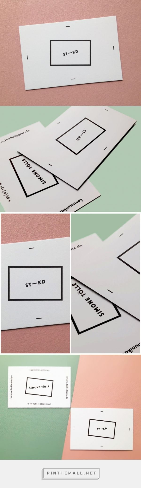 WAATERKANT: Conceptually And Experimentally: Self Branding By Simone Tölle - created via http://pinthemall.net