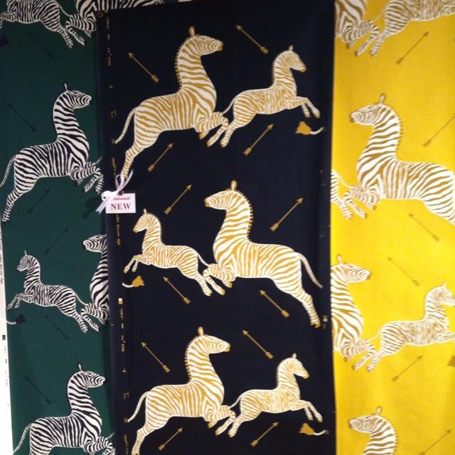 Wallpaper-Scalamandre NEW Zebras: Interior Design, Home, Home Your, 116 Interior, Mi Casa, Fabric Wallpaper Trim Window, Kid S Bath, A Moay Inspiration, Wallpaper Scalamandre
