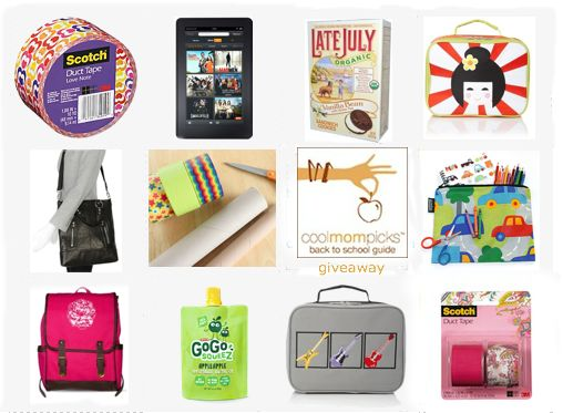 Cool Mom Picks Back To School Guide 2012
