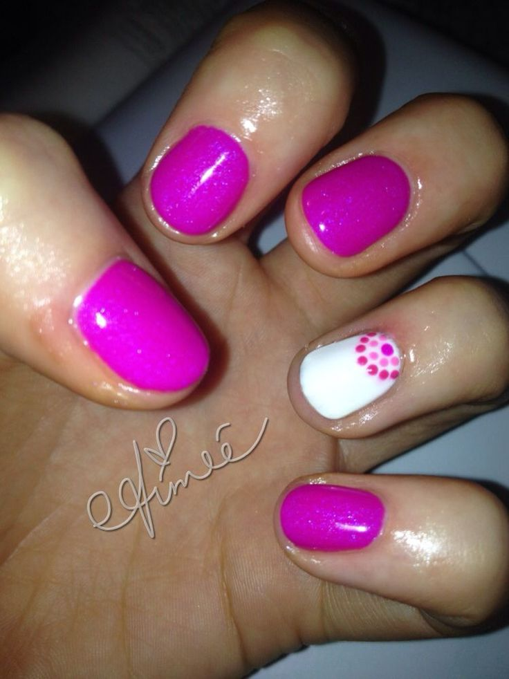 Summer Nail Trends 2018: Best 25+ Summer Shellac Nails Ideas On Pinterest