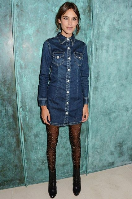Best dressed - Alexa Chung. Click through to see who joins her on the best dressed list.