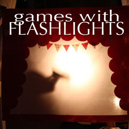 10 Fun Activities to do with a Flashlight