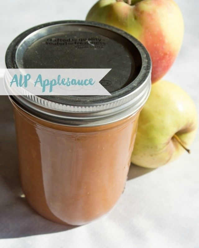 wholesale accessories AIP Applesauce  Enjoying this Journey