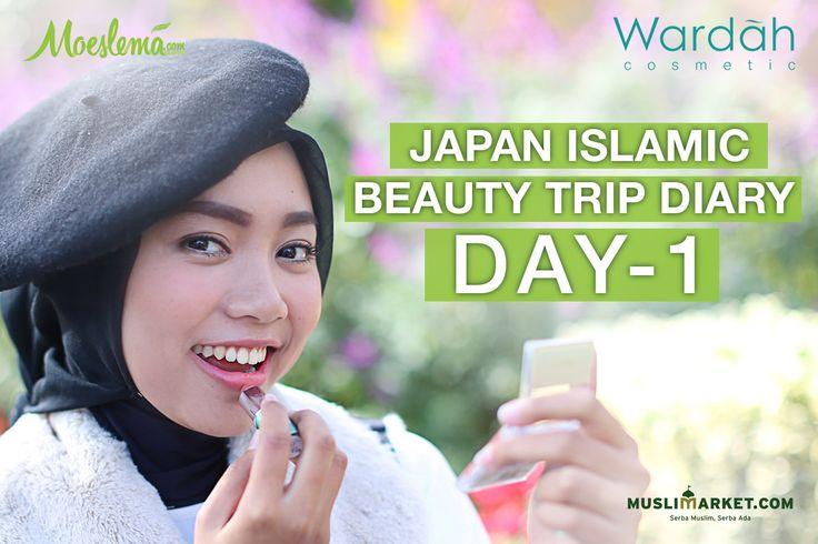 Japan Islamic Beauty Trip: Day one, Enchanting Yokohama