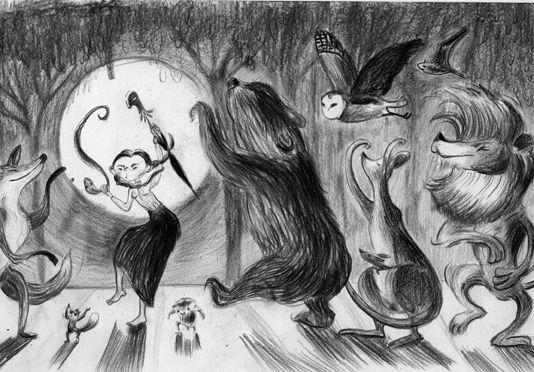 Mary Poppins  illustrations by  Shira Baruch Malka