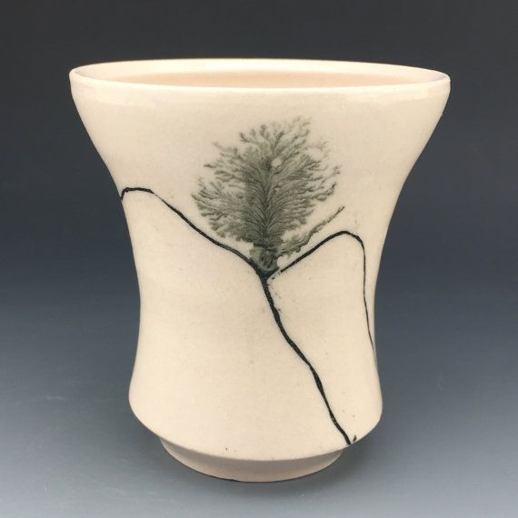 Perfect Mocha Diffusion Shot Glass 6 By KowalskiPottery On Etsy Amazing Pictures