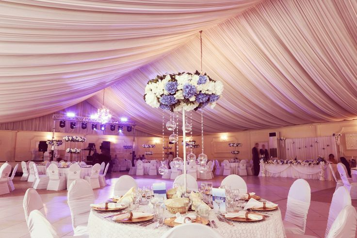 Marquee wedding venue inspiration. For more ideas check out www.smartgroom.com #marqueewedding #weddingdecor #weddinginspiration