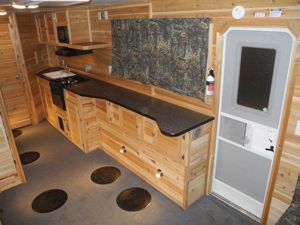 17 best images about ice fishing shacks on pinterest ice for Fish house rv